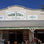 The Farm Stall at Halls