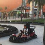 Singler seater go-cart-Slick Track
