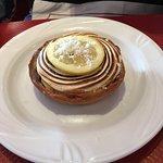 tarte citron meringuee, excellente