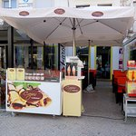 Amazing place you must be,the best crepes ever in nazaré and maybie in Portugal