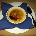 Creme Brulee....delicious!