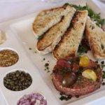 Abe & Louie's Sirloin Steak Tartare