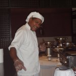 Cesar (staff) - amazing person with a great personality!