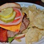 Beef sandwich...so good!