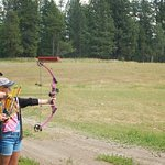 Archery is included