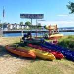 Kayak Tours and Charter Fishing available