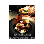 Pan Fried Squid