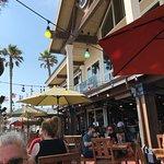 Dukes restaurant just above Sandy's