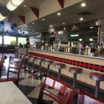 Classic 50's style diner in Flagstaff