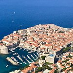 Dubrovnik from above