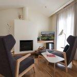 Sala de estar Junior Suite