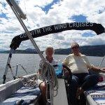 Guests enjoying their cruise