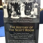 History about the dining room