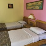 Double room. Recently renovated