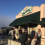 Monterey's Fish House offers excellent seafood dishes in a slightly more elegant setting.