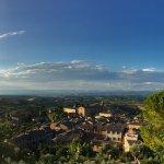 Rocca of Montestaffoli Foto