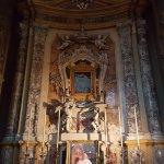 altare con effige san wojitila giovanni paolo