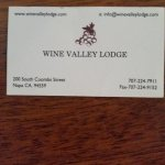 Photo of Wine Valley Lodge