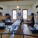 19th Century Volunteer Artillery Men barrack room