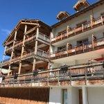 Photo de Hotel Le Chalet Blanc