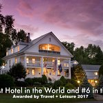 Rabbit Hill Inn & Restaurant - A romantic adult only getaway in VT. A TOP 100 Hotel in the World
