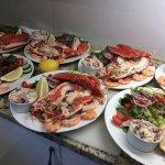 Lobster & crab