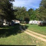 Foto de Cherry Lane  Campground & Cottages