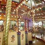 Silver Beach Carousel Image