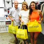 Family Fun on Their NYC Shopping Tour While Visiting From Louisiana