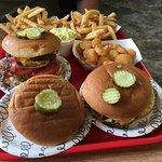 Heaven on a bun!