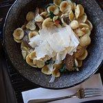Delicious pasta dish!