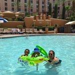 "Main ""family"" pool"
