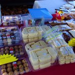 Home baked goods at the Hamilton River Market, every Sunday from 8am-1pm