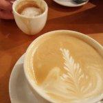 Latte and Espresso