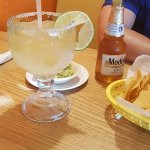 That's a Medium Margarita