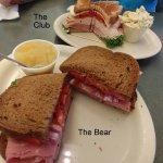 NY style Deli sandwiches