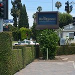 Sign on W. Sunset Blvd