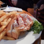 Sub-par lobster roll