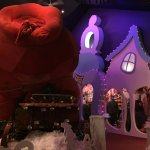 """How the Grinch Stole Christmas"" movie props"