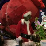 """How the Grinch Stole Christmas"" movie props and costume"