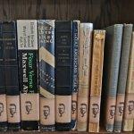 Sampling of the books