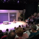 """Barter Theatre II set for """"The Savannah Sipping Society"""""""