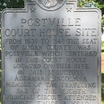 ‪Postville Courthouse State Historic site‬ صورة فوتوغرافية