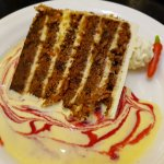 Carrot Cake - a must try