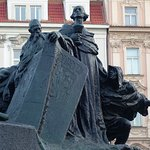 Photo of Jan Hus Monument