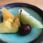 Dessert - nice selection of fruits