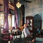 Violetta... a beautiful room.