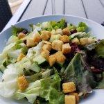 Half/small house salad
