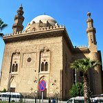 Mosque and Madrasa of Sultan Hassan Foto