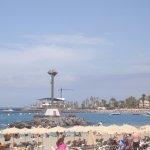 Photo de Los Cristianos Harbour